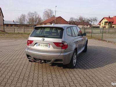 używany BMW X3 3.0D