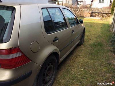 używany VW Golf IV 2001 1.9 TDI 110 KM