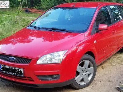 used Ford Focus Focus 1.6dm3 109KM 2007r. 140 000km2007 1600D 109 KM sprzedam