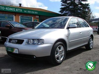używany Audi A3 1.6dm 102KM 2003r. 178 000km