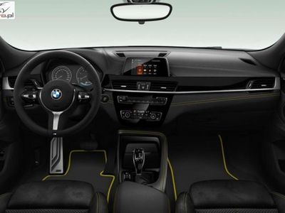 gebraucht BMW X2 X2 2dm3 150KM 2018r. 11 650kmsDrive18d   Model M Sport   Adaptacyjne reflektory diodowe  