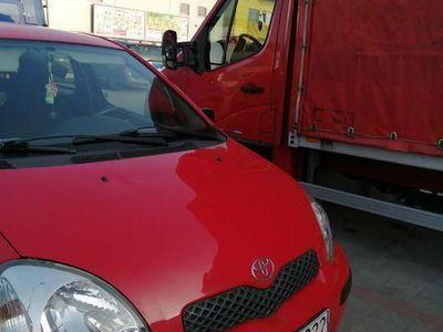 używany Toyota Yaris