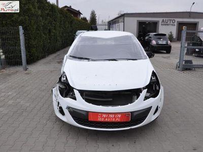 used Opel Corsa 1.3dm 75KM 2011r. 81 000km