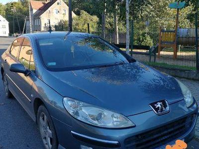 używany Peugeot 407 1.6 hdi 2006r. sprawny