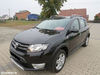 używany Dacia Sandero Stepway 1.5dm 90KM 2014r. 123 600km