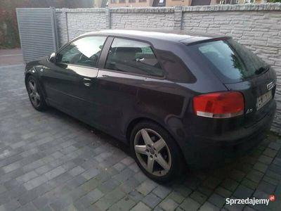 używany Audi A3 2.0tdi 2006r 140km do poprawek