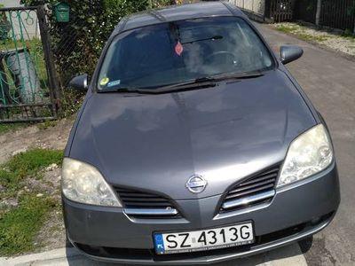 używany Nissan Primera p12 kombi