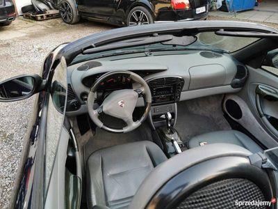 używany Porsche Boxster