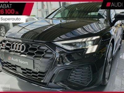 używany Audi S3 Sportback S3 III (8V) 2.0 TFSI (310KM) QUATTRO | Zostań w domu, wszystko zała