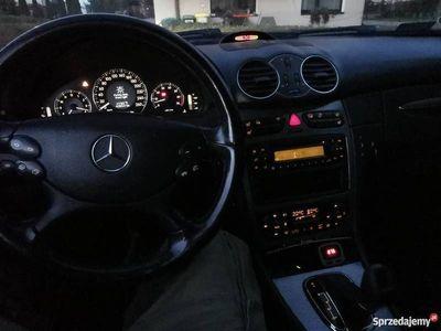 używany Mercedes CLK320