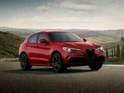 używany Alfa Romeo Stelvio rabat: 16% (39 100 zł)