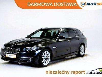 używany BMW 520 DARMOWA DOSTAWA, 190KM, VAT, Automat, Navi, Xenon, Skóra F10 (2009-2017)