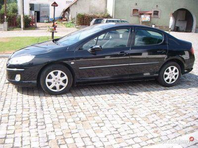 używany Peugeot 407 1,6 hdi 90 KM 2007 r stan b.dobry