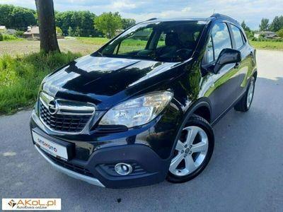 używany Opel Mokka 1.7dm 130KM 2013r. 165 300km