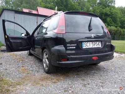 używany Peugeot 206 SW Sport Edition