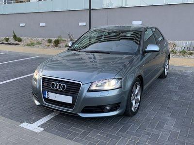 używany Audi A3 2dm 2009r. 130 000km