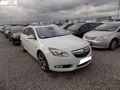 używany Opel Insignia Insignia 2dm3 194KM 2013r. 186 823kmCosmo 2.0 CDTI 194 KM, FV 23%, Gwarancja!!