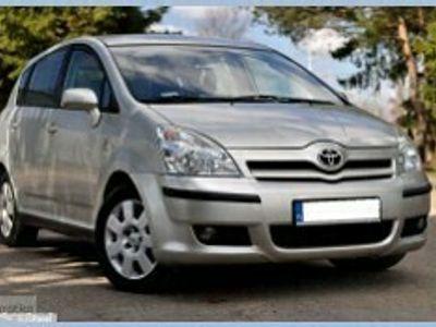 używany Toyota Corolla Verso III Ładna i Zadbana_2.0D 4D_Klima* Tempomat* Elektryka* __zarejestrowany