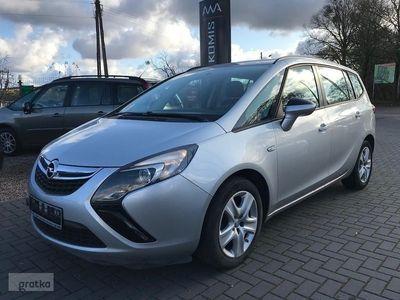 używany Opel Zafira 2dm 110KM 2014r. 199 000km