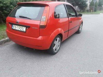 używany Ford Fiesta 1.3
