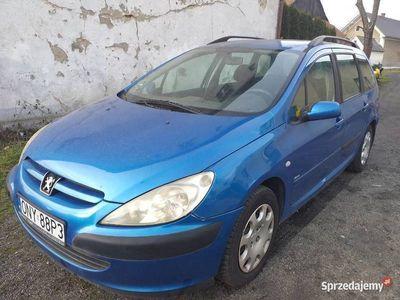 używany Peugeot 307 2002 r. nowy przegląd