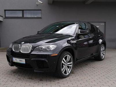 używany BMW X6 M 4.4 V8 555km SHADOW LINE PERFORMANCE BLACK