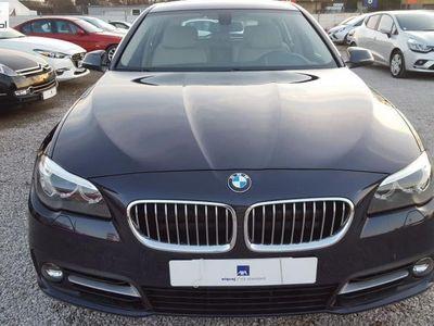gebraucht BMW 520 seria 5 520d lifting 2014r automat bixen 2.0 d lifting 2014r automat bixenon navi stan igła cena 62.900 zł