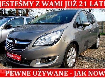 używany Opel Meriva B Bezwypadkowy Salon Polska I Właściciel