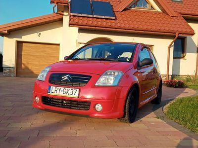 używany Citroën C2 VTS