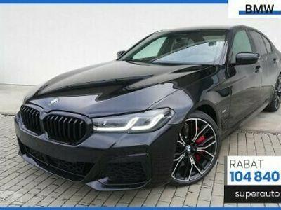 używany BMW 540 SERIA 5 VII (F90)3.0 540d xDrive (340KM) | M SPORT | + Business + EDC + Live Cock