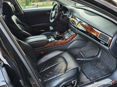 używany Audi A8 4H D4