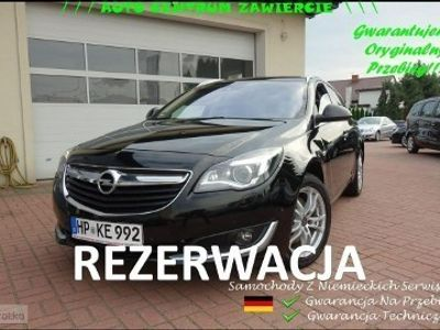 używany Opel Insignia Country Tourer II 4x4 Navi Automat Bi xenon Pełny Serwis Niemcy F.vat 23%