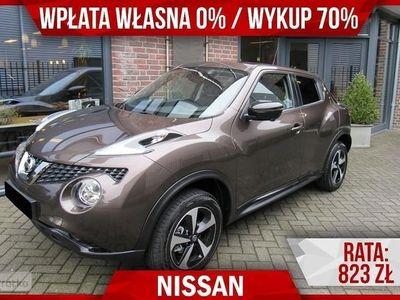 używany Nissan Juke N-Connecta 1.6 112KM Kamera Cofania  Leasing Rata 823zł/36mc 70% Wyk