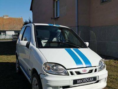 używany Microcar Virgo 2005r. Diesel