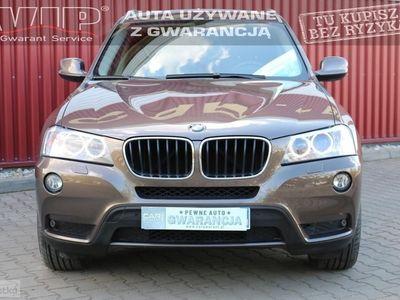używany BMW X3 II (F25) EXELLIS