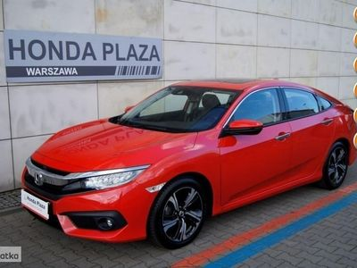 używany Honda Civic 1.5dm 182KM 2018r. 19 200km