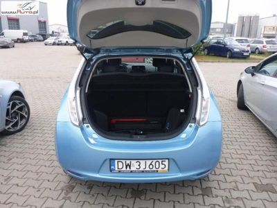używany Nissan Leaf Leaf 0dm3 109KM 2016r. 17 229km30kW Tekna FV 23%, Gwarancja!!
