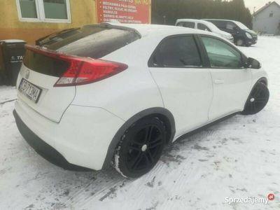 używany Honda Civic Sport Kamera Klimatronik Black&White Serwis IX (2011-)