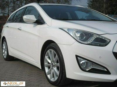 używany Hyundai i40 1.7dm 136KM 2013r. 243 256km