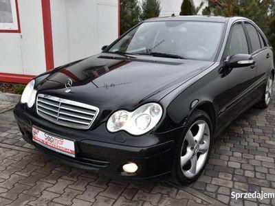 używany Mercedes C200 C 200Kompressor 1.8 163KM GAZ 2005r. lift AUTOMAT Skóra Xenon