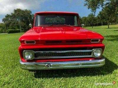 używany Chevrolet C10 C-10RED 1964 8 CYLINDER BENZ. 180KM 79997KM