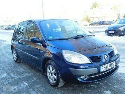 używany Renault Scénic II Zarejestrowany - benzyna - LPG