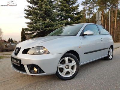 usata Seat Ibiza 1.2dm3 70KM 2008r. 228 000km 1.2 Benzyna +LPG Pakiet FR Klimatronic Tempomat Ekonomiczny Super