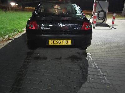 używany Peugeot 407 2.0 Hdi