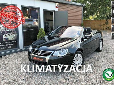 używany VW Eos 1.4dm 122KM 2010r. 118 557km