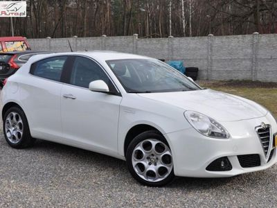 używany Alfa Romeo Giulietta 1.4 170KM DNA Bluetooth 6x Airbag Alufelgi