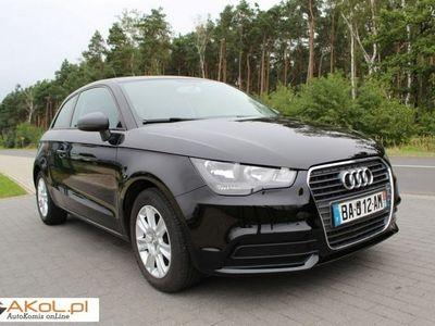 używany Audi A1 1.6dm 105KM 2010r. 140 873km
