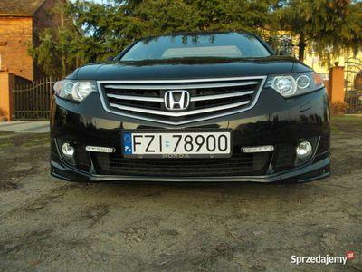 używany Honda Accord S-TYPE 2,4IVTEC 201KM EXECUTIVE BEZWYPADKOWY
