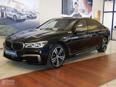 używany BMW M760 SERIA 7 760xDrive Salon PL 1wł. Gwarancja