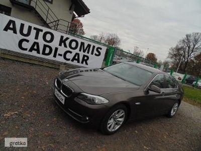 używany BMW 528 2dm 245KM 2012r. 192 000km